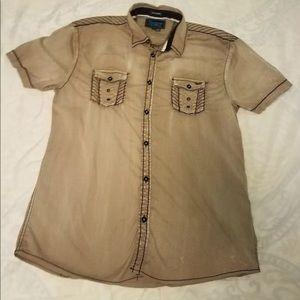 Roar, Button Up shirt, Men's XL
